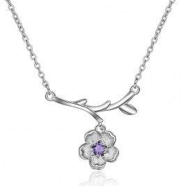 Colier Florini violet