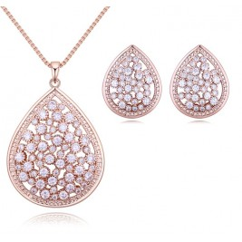 Set Philippa rose gold