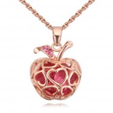 Colier Auriu mar rose