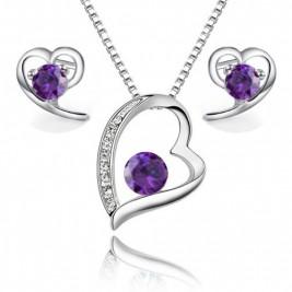 Set Alina violet
