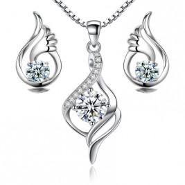 Set Oksana crystal