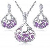 Set Beatris violet