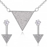 Set Flavia silver