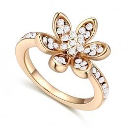 Inel Florina gold