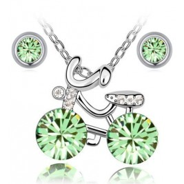 Set Bike peridot