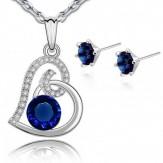 Set Demi sapphire