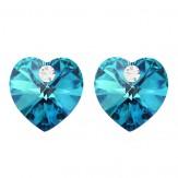 Cercei Romance blue zircon