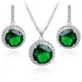 Set Kim emerald